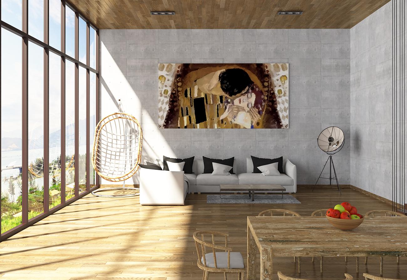 Bacio Klimt