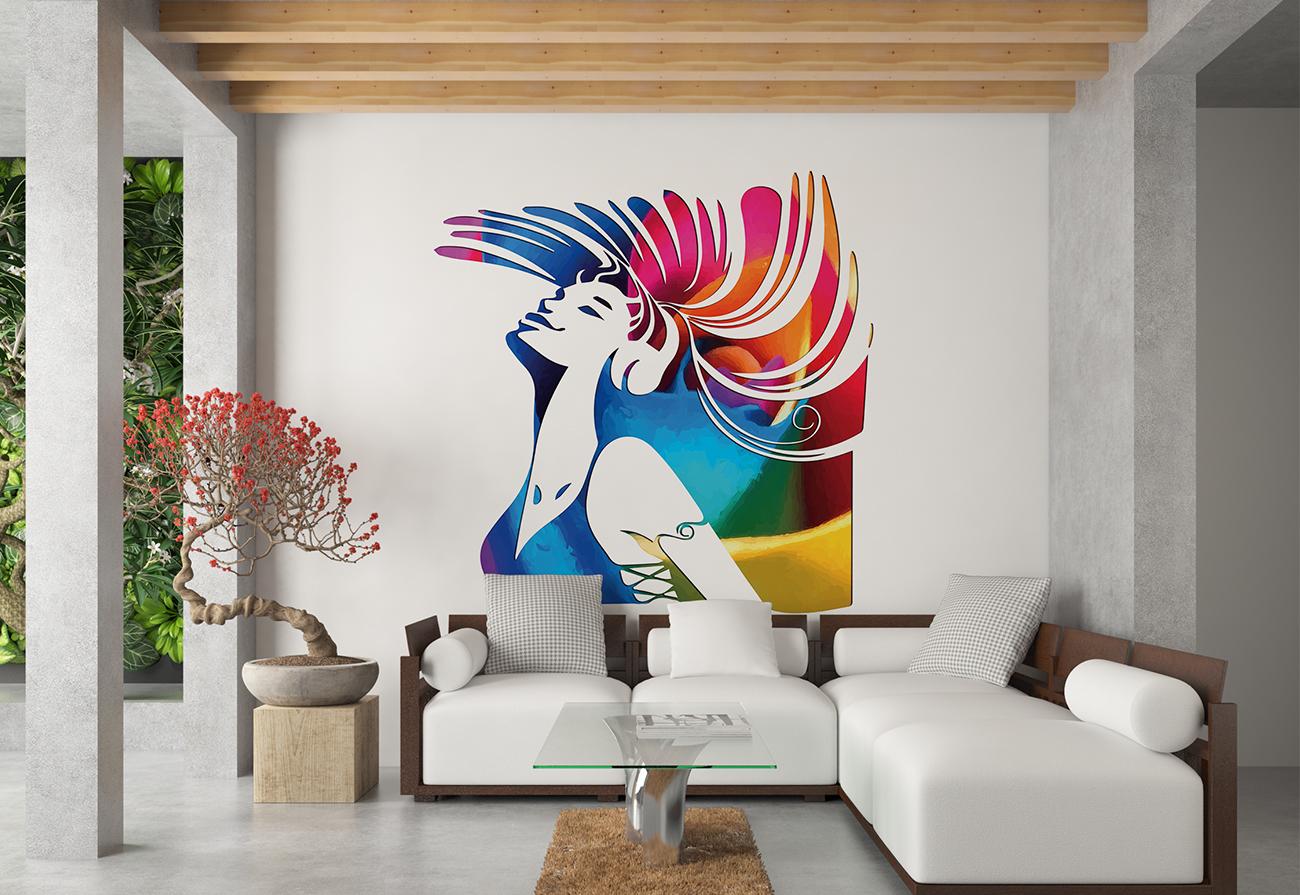 Donna Rosa multicolor