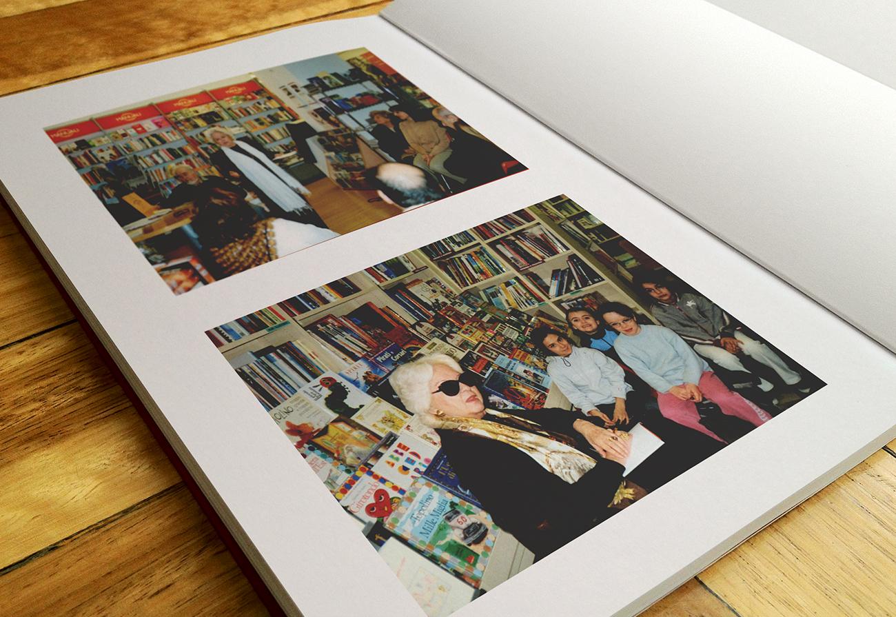 Foto presentazione in libreria