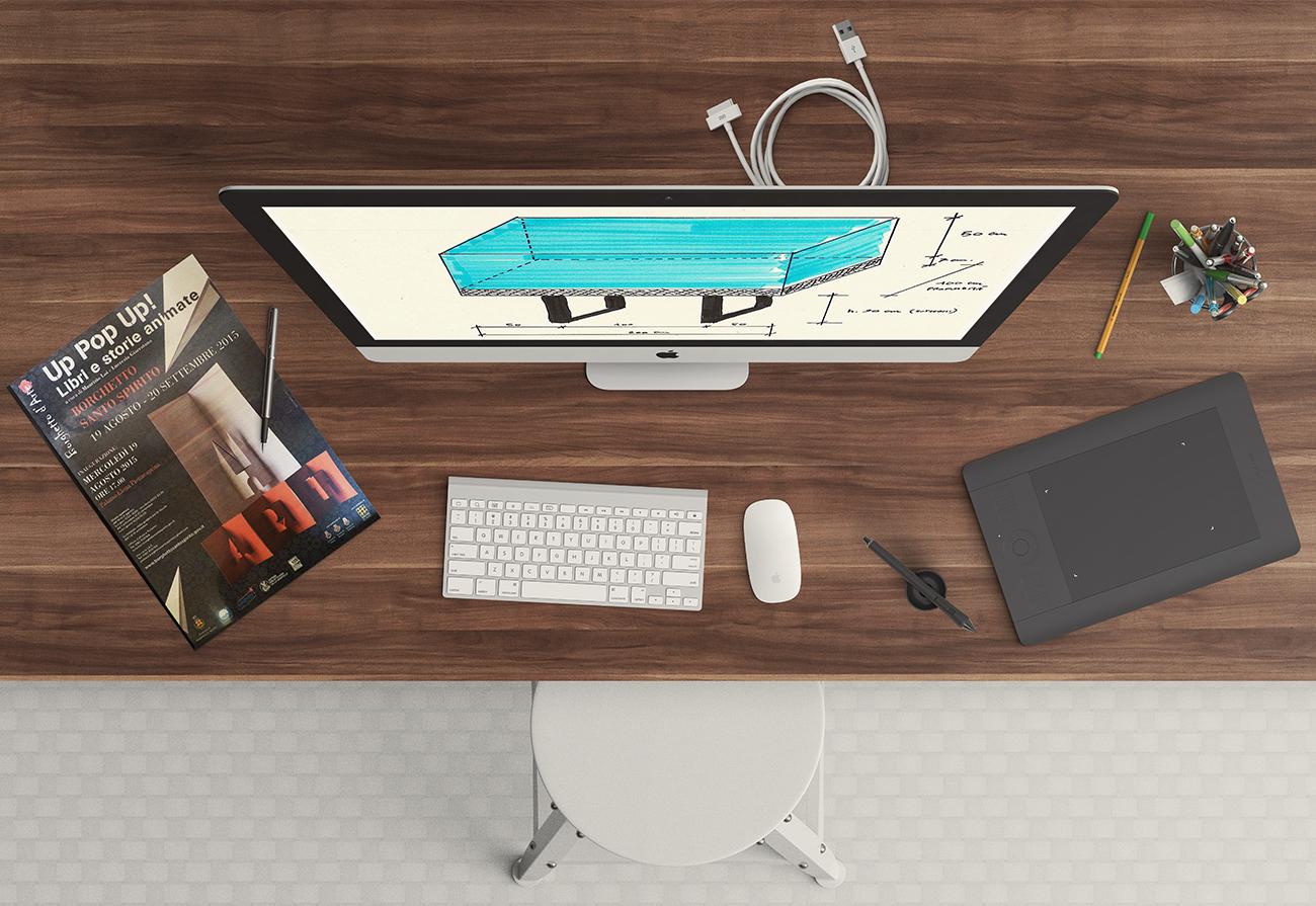 Studio allestimento teche