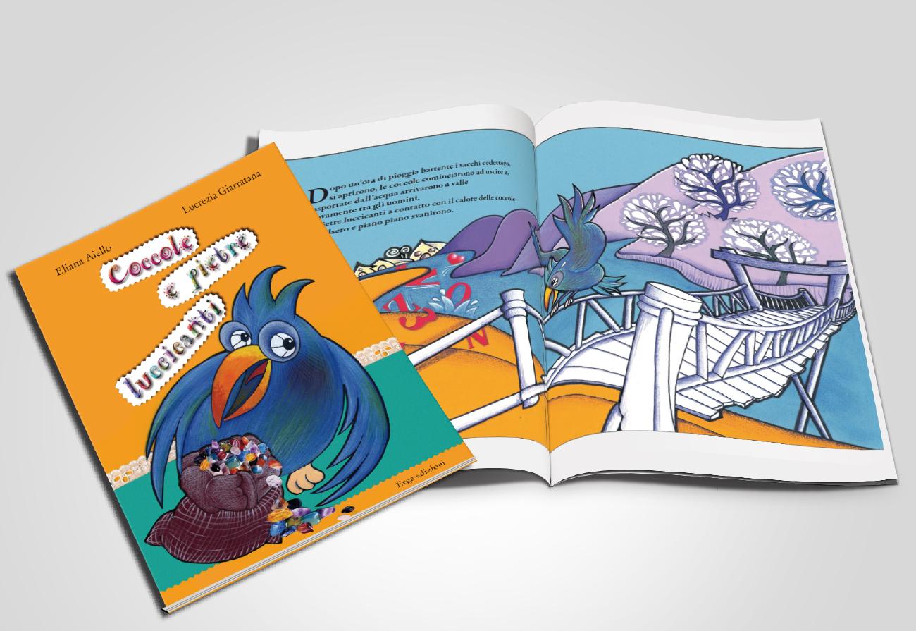 Cover e illustrazione interna