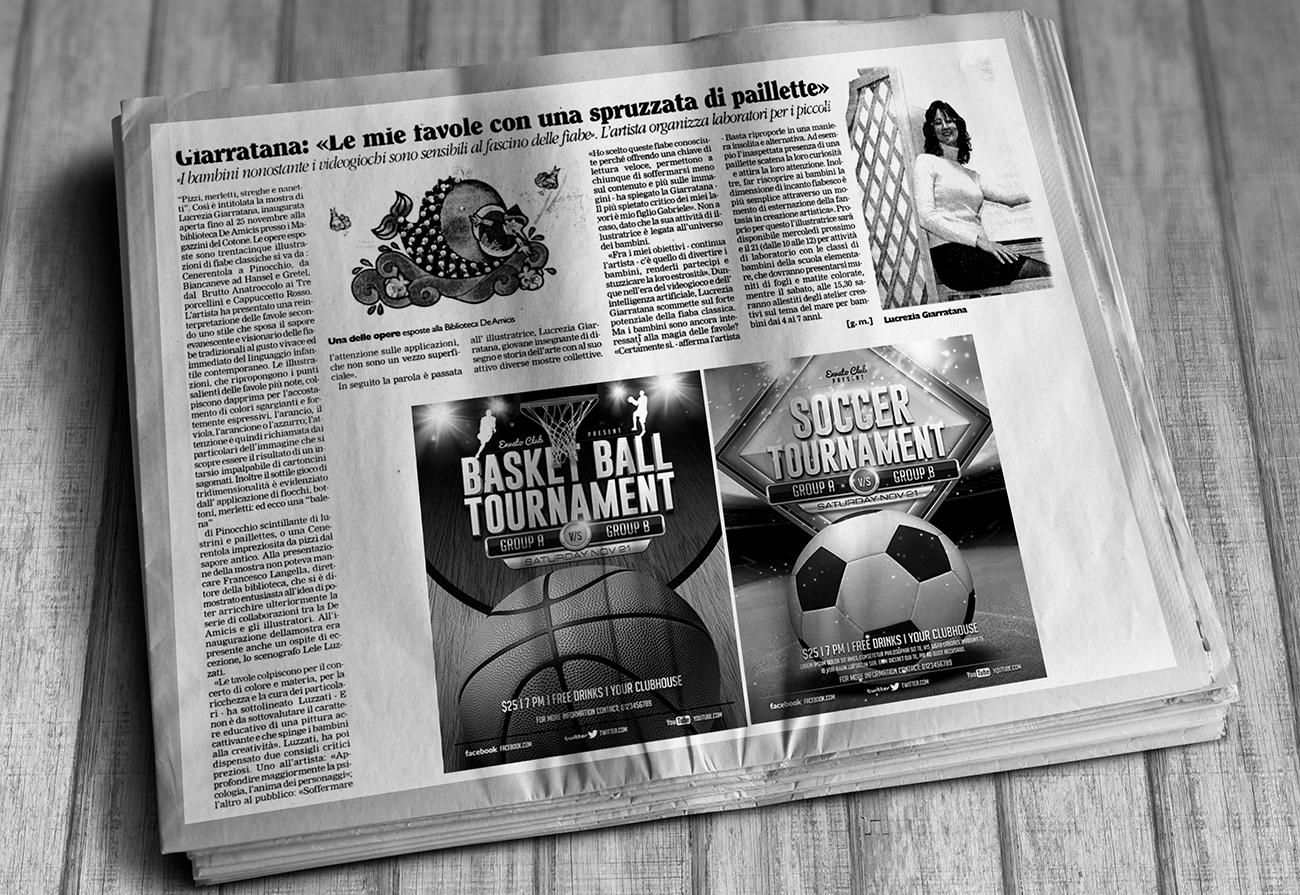 Articolo apparso sul Corriere Mercantile