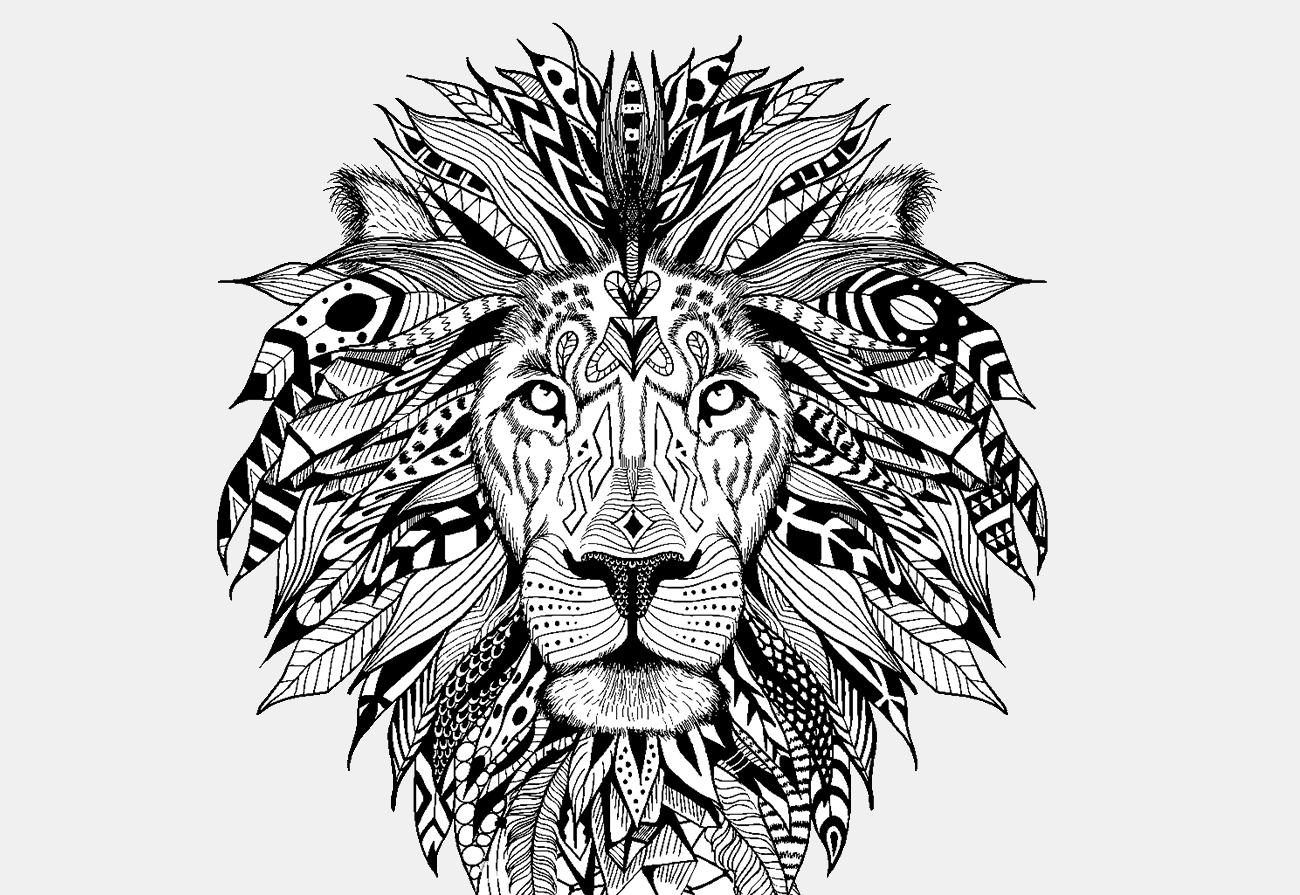 Disegni Mandala Animali Da Colorare Migliori Pagine Da Colorare