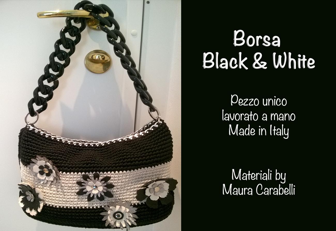 Borsa black & white
