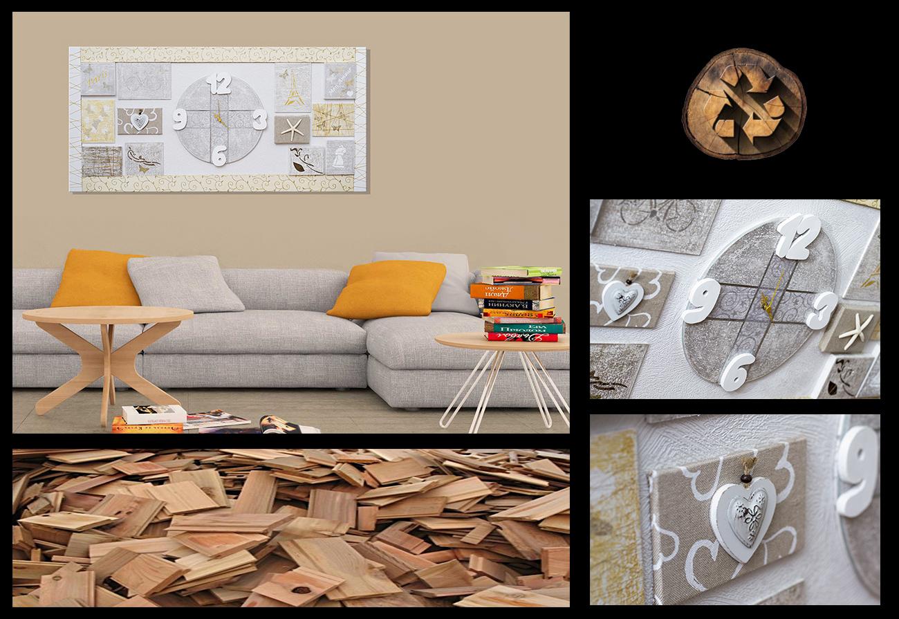 riciclo creativo scarti legno copia