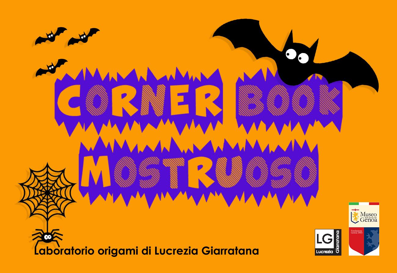 corner book mostruoso